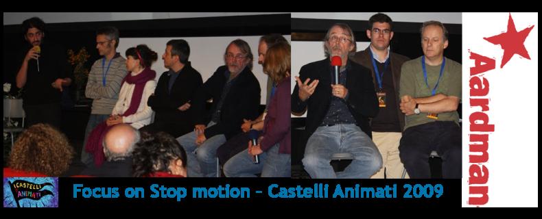 Aardman – Focus on Stop motion