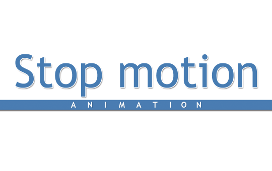 Stop Motion Animation – Workshop