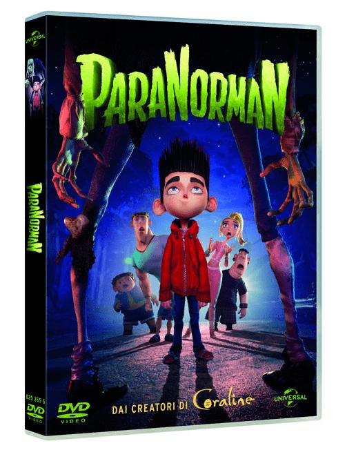 Paranorman – Presentazione Universal Picture Italia