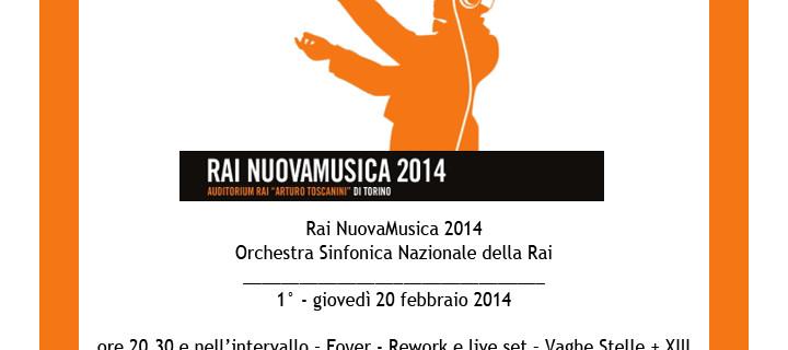 RAI NUOVA MUSICA