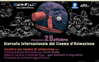 Giornata Internazionale del Cinema di Animazione 2018