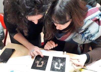 #arte-adulti-linoleografia-stampa-